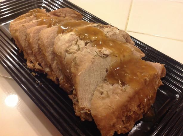 Easy Pork Loin Recipes  Easy 3 Ingre nt Pork Loin Roast Recipe Food