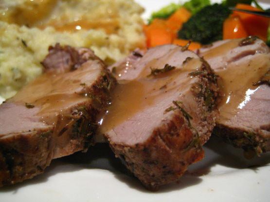 Easy Pork Loin Recipes  Easy and Elegant Pork Tenderloin Foodgasm Recipes
