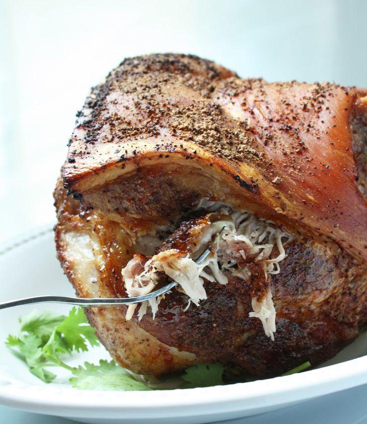Easy Pork Shoulder Roast Slow Cooker Recipes  Best 25 Pork shoulder picnic roast ideas on Pinterest