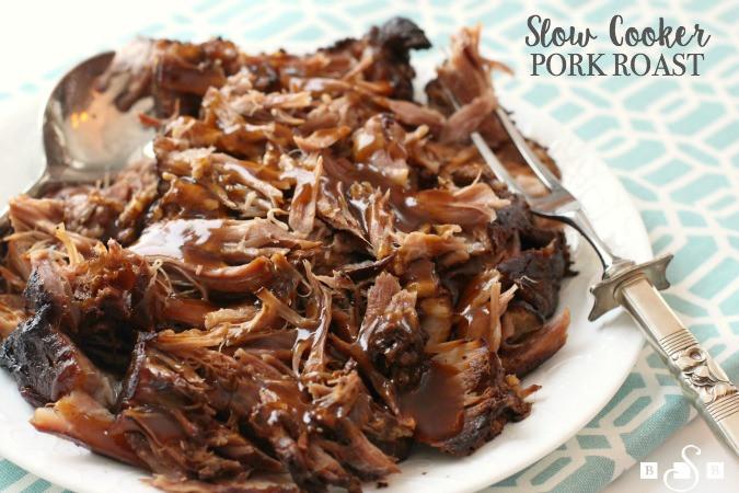 Easy Pork Shoulder Roast Slow Cooker Recipes  Best American Crock Pot and Slow Cooker Recipes – 9Beats