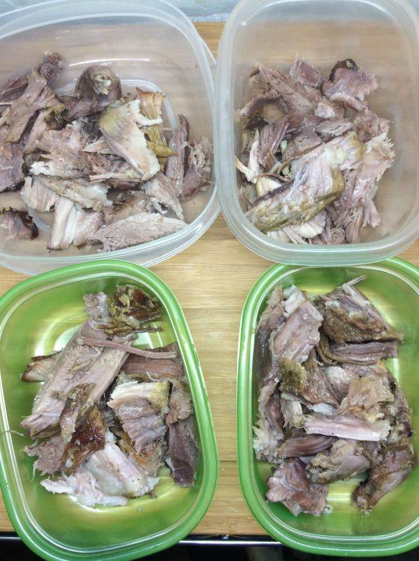 Easy Pork Shoulder Roast Slow Cooker Recipes  Easy Slow Cooker Pernil Roasted Pork Shoulder recipe