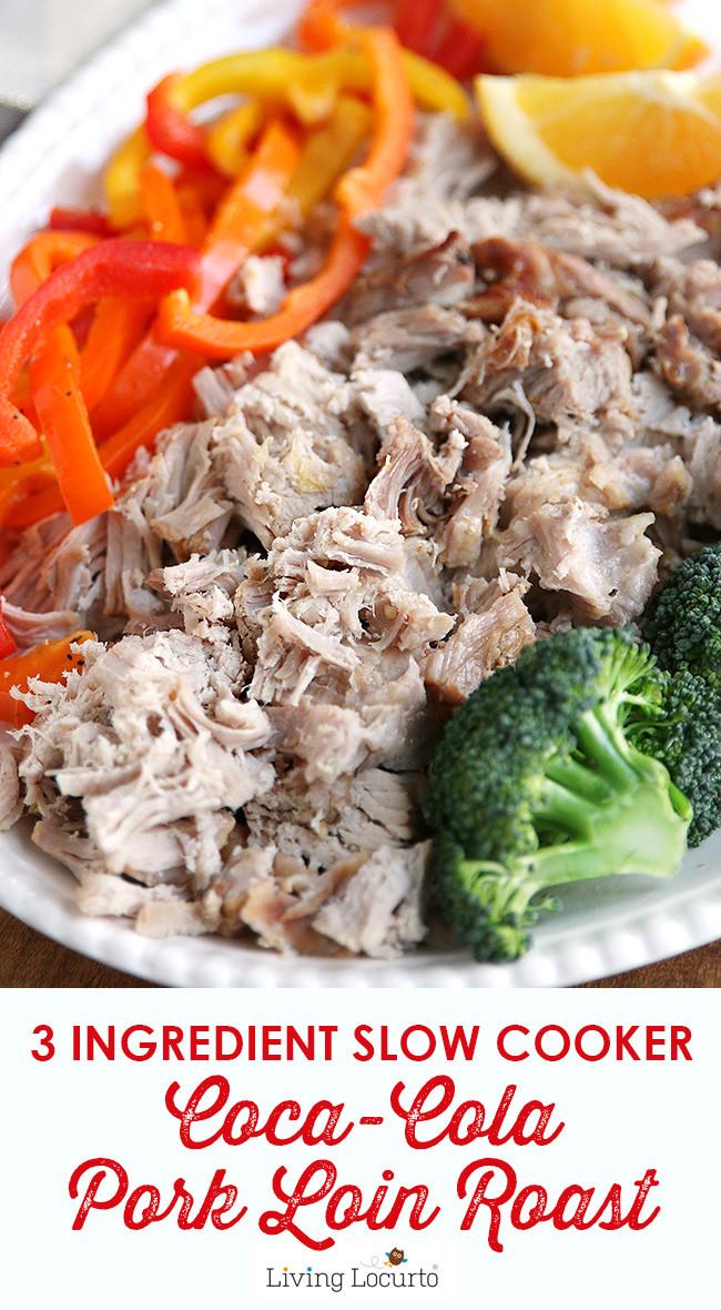 Easy Pork Shoulder Roast Slow Cooker Recipes  Pork Loin Roast