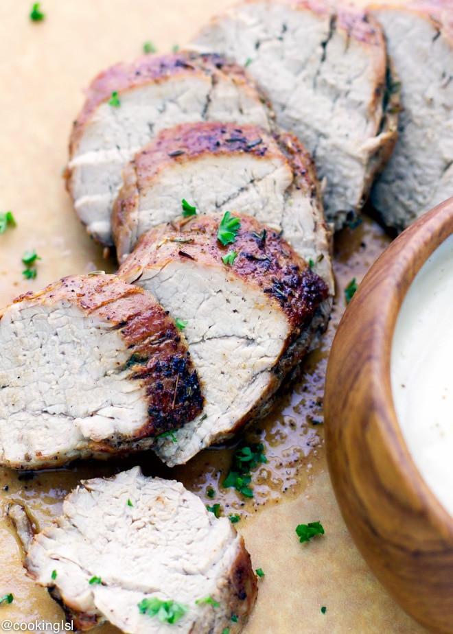 Easy Pork Tenderloin Recipe  Easy Roasted Pork Tenderloin