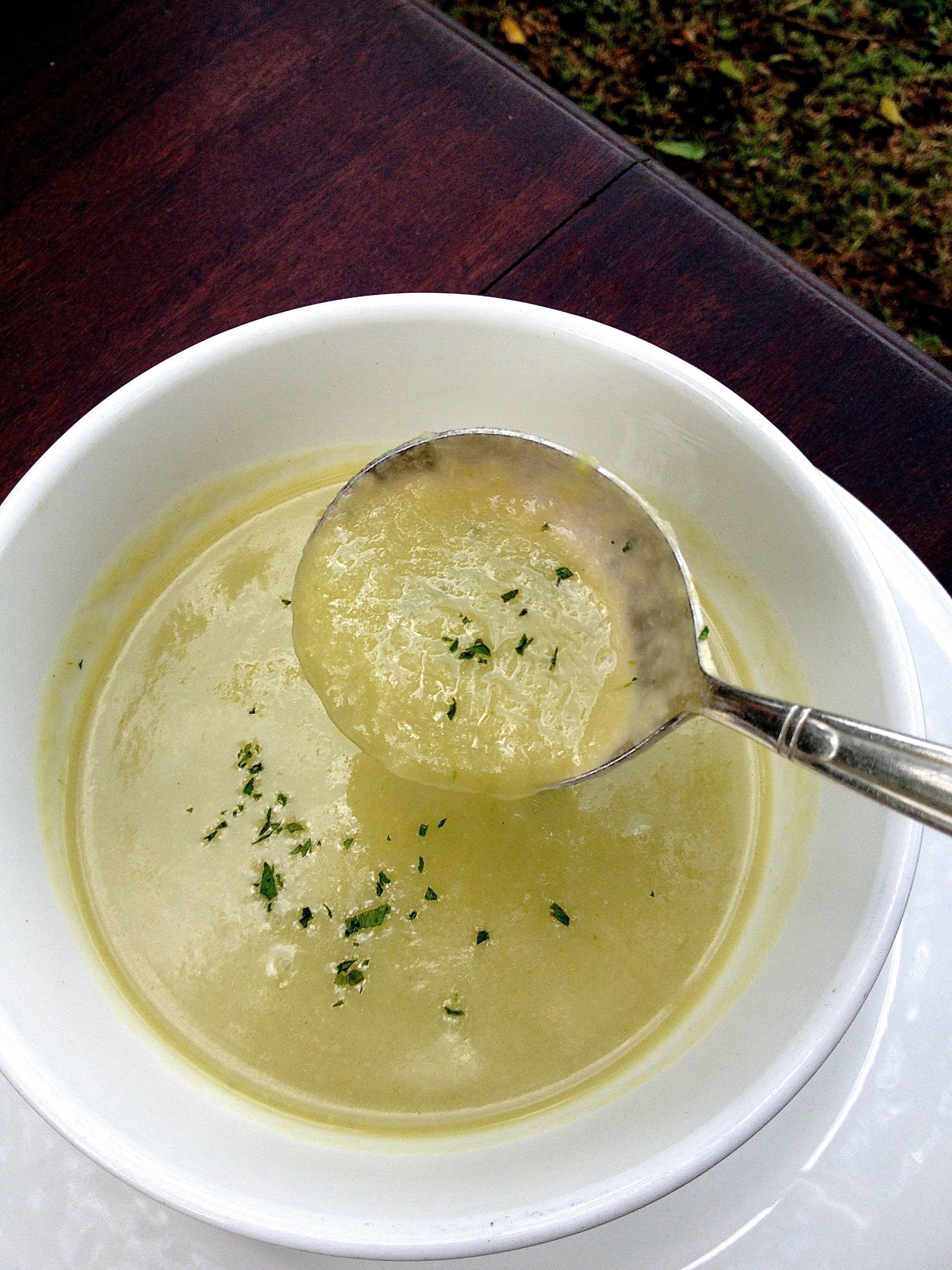 Easy Potato Soup Recipes  Easy Leek Potato Soup Recipe