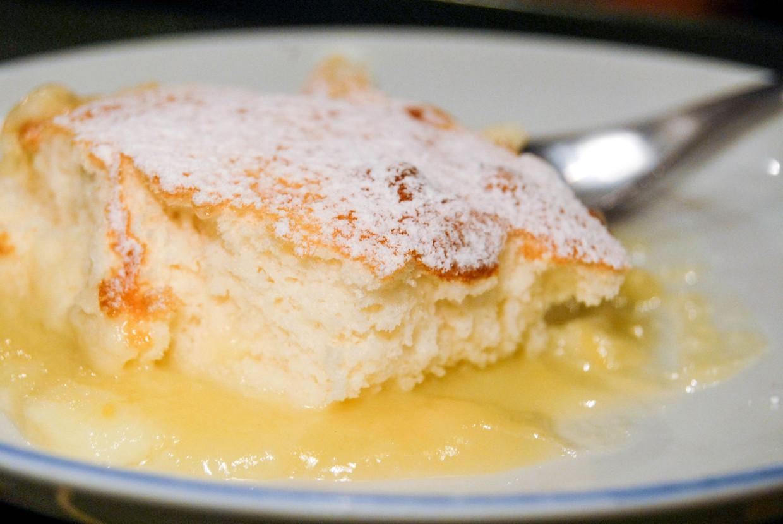Easy Pudding Desserts  Super Easy Lemon Pudding Cake