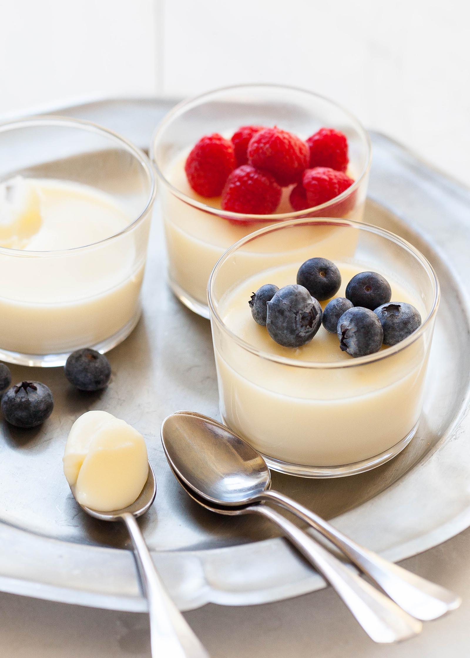 Easy Pudding Desserts  Easy Lemon Pudding Recipe