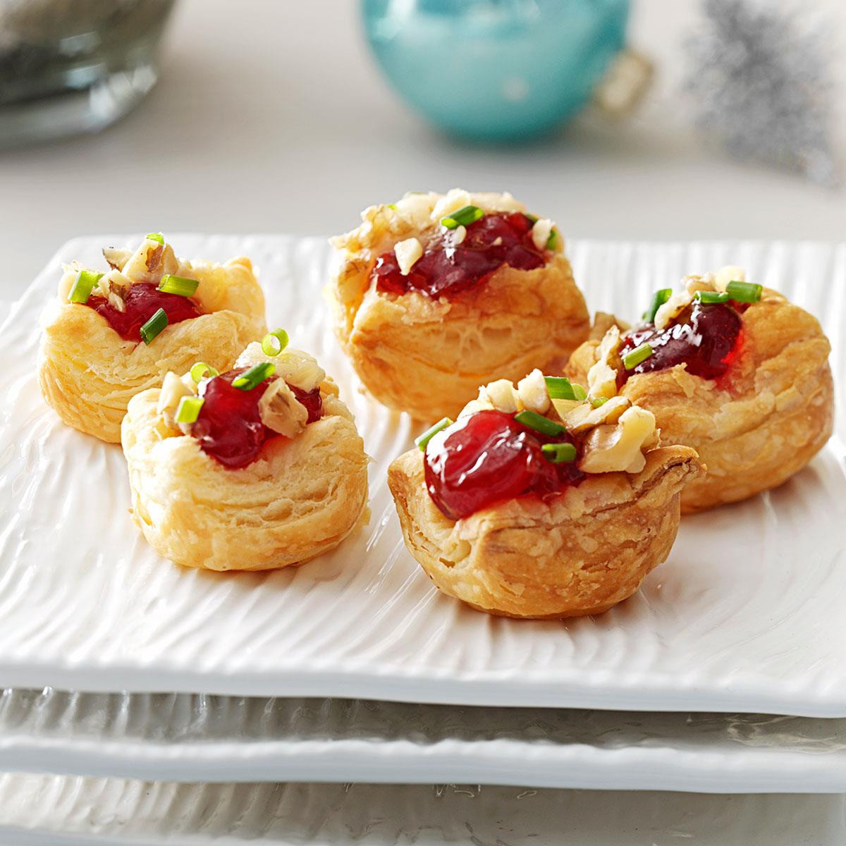 Easy Puff Pastry Appetizers  cheese puff pastry appetizers