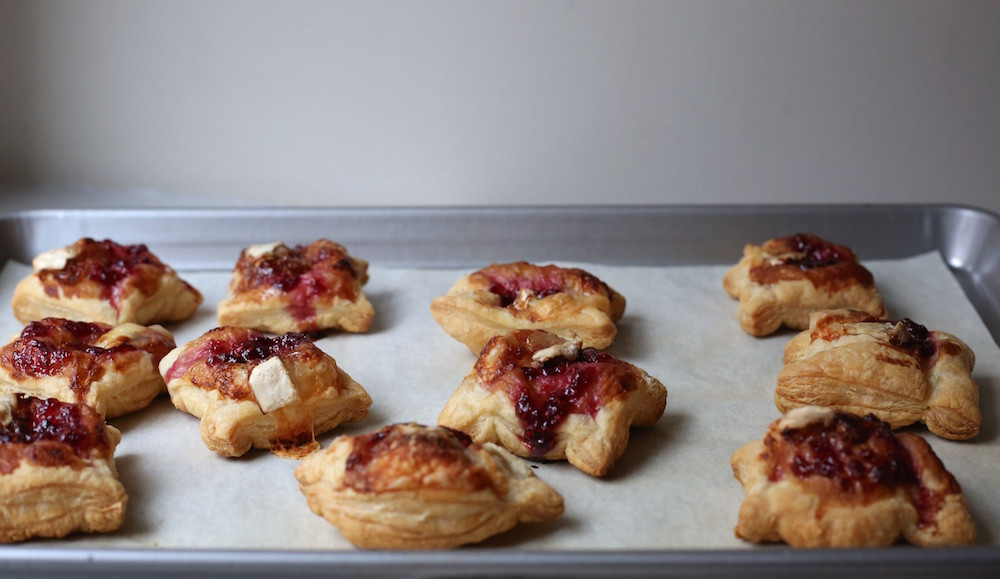 Easy Puff Pastry Appetizers  Easy Puff Pastry Appetizers Flourish King Arthur Flour
