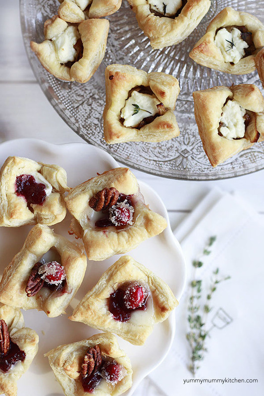 Easy Puff Pastry Appetizers  Puff Pastry Appetizers – Yummy Mummy Kitchen
