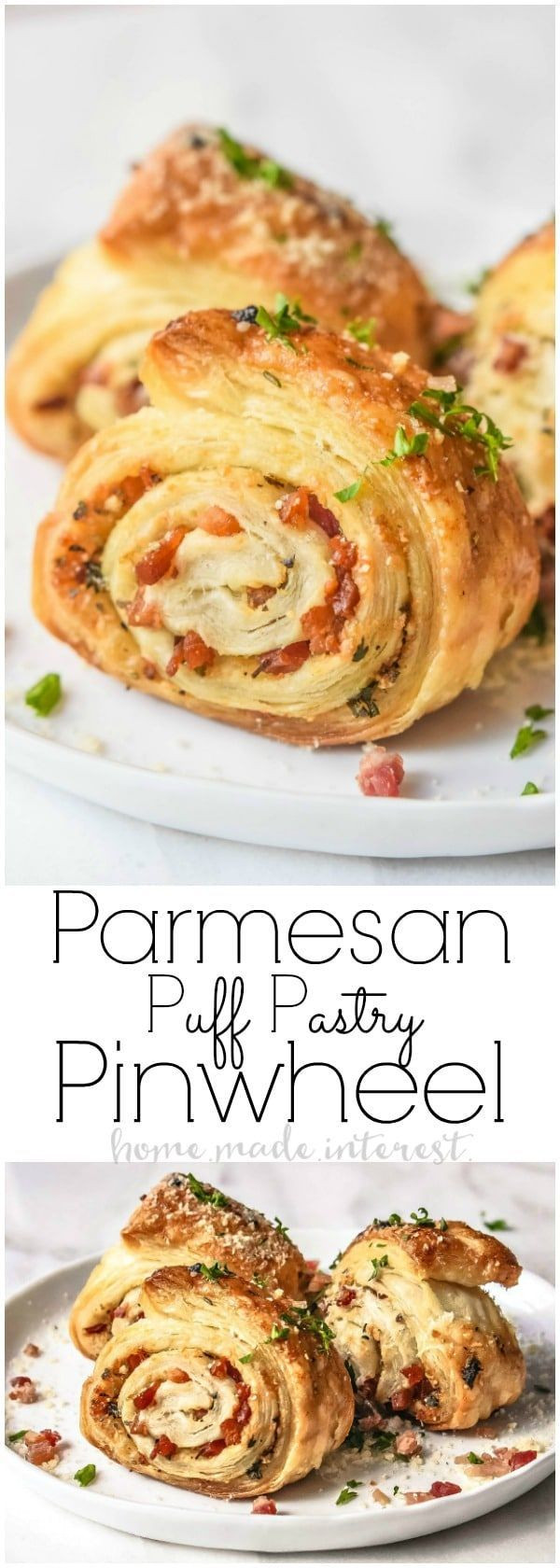 Easy Puff Pastry Appetizers  Best 25 Easy pinwheel appetizers ideas on Pinterest