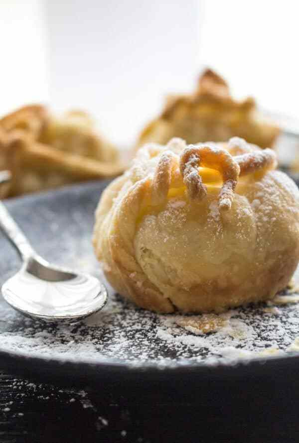 Easy Puff Pastry Desserts  Easy Nutella Puff Pastry Balls An Italian in my Kitchen