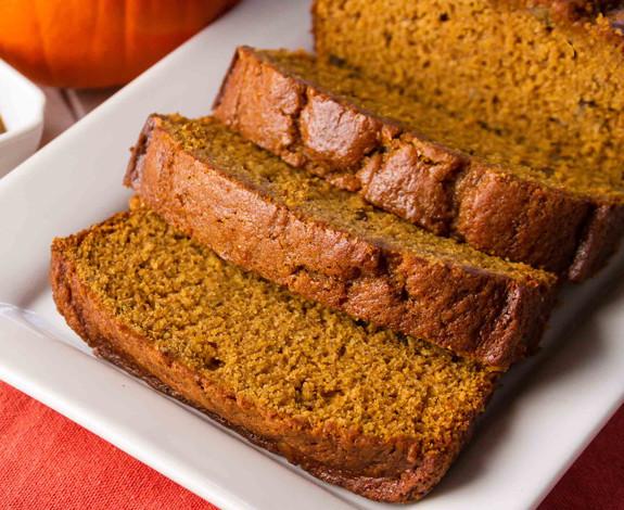 Easy Pumpkin Bread Recipe With Canned Pumpkin  Pumpkin Bread ce Upon a Chef