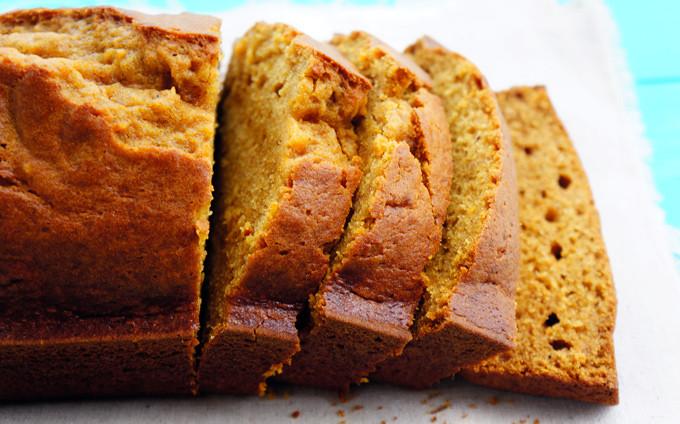 Easy Pumpkin Bread Recipe With Canned Pumpkin  Pumpkin Bread Recipe I m Going Bananas