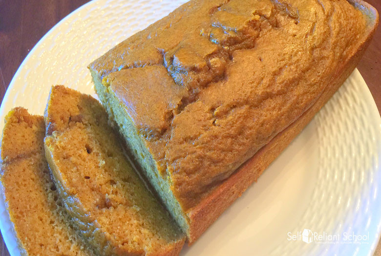 Easy Pumpkin Bread Recipe With Canned Pumpkin  How To Make Quick And Easy Pumpkin Bread Self Reliant School