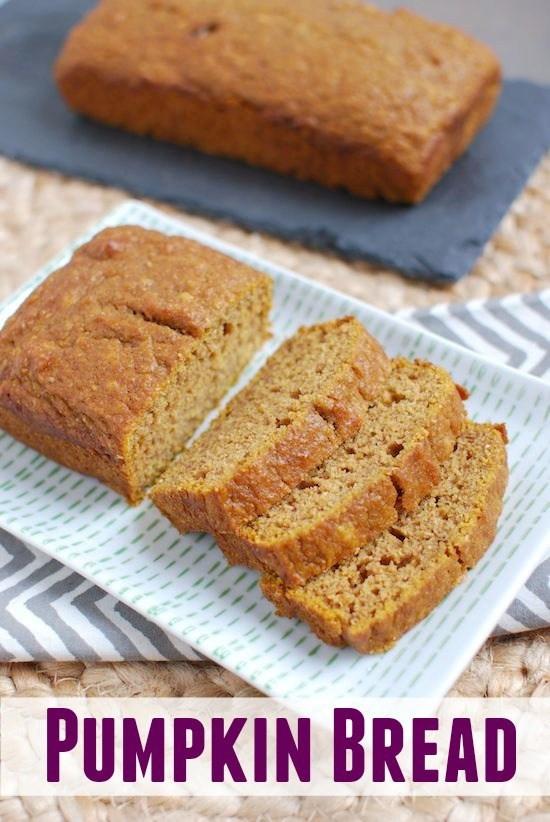 Easy Pumpkin Bread Recipe With Canned Pumpkin  Easy Pumpkin Bread