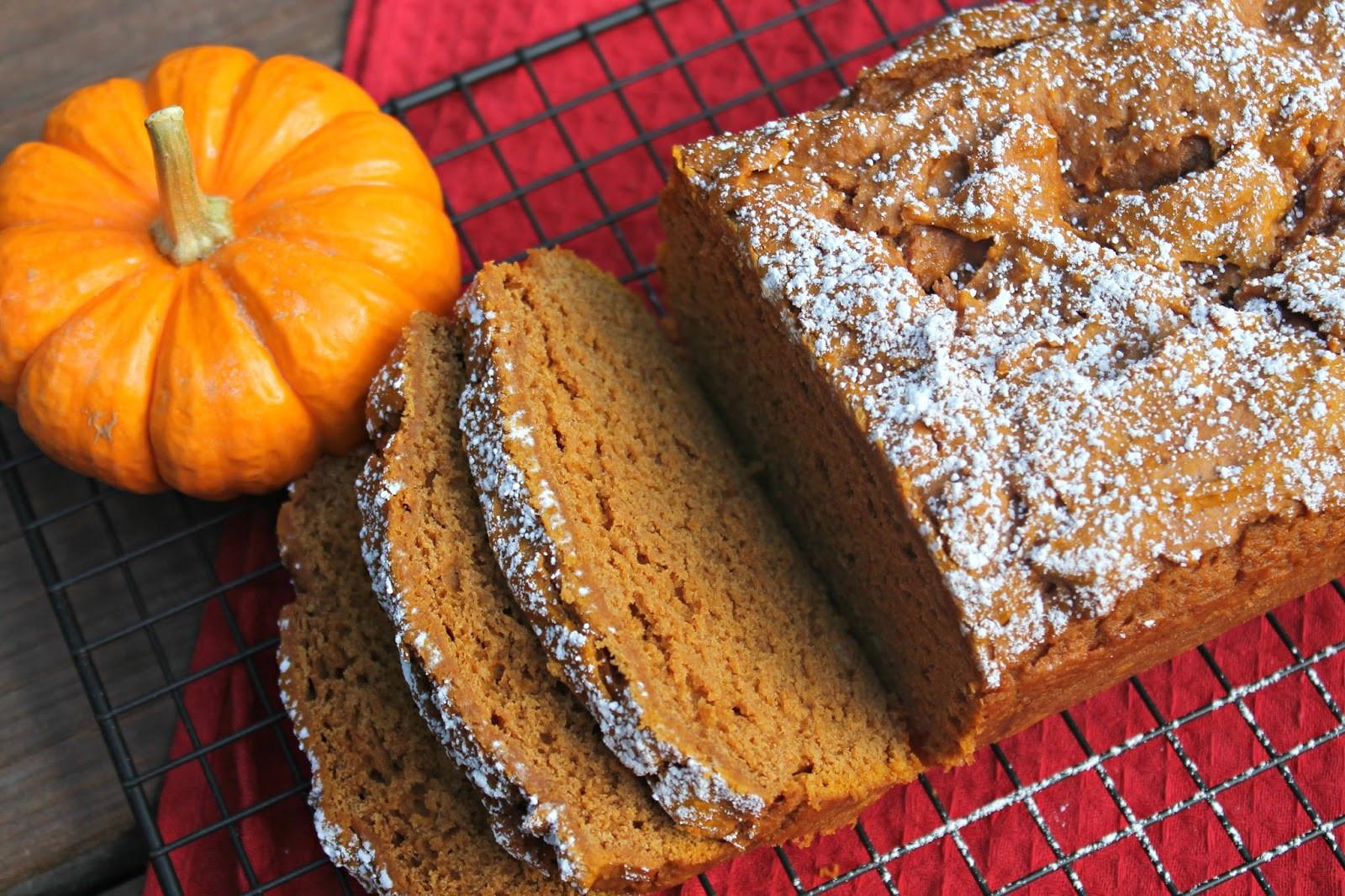 Easy Pumpkin Bread Recipe With Canned Pumpkin  Easy Pumpkin Bread Carolina Charm