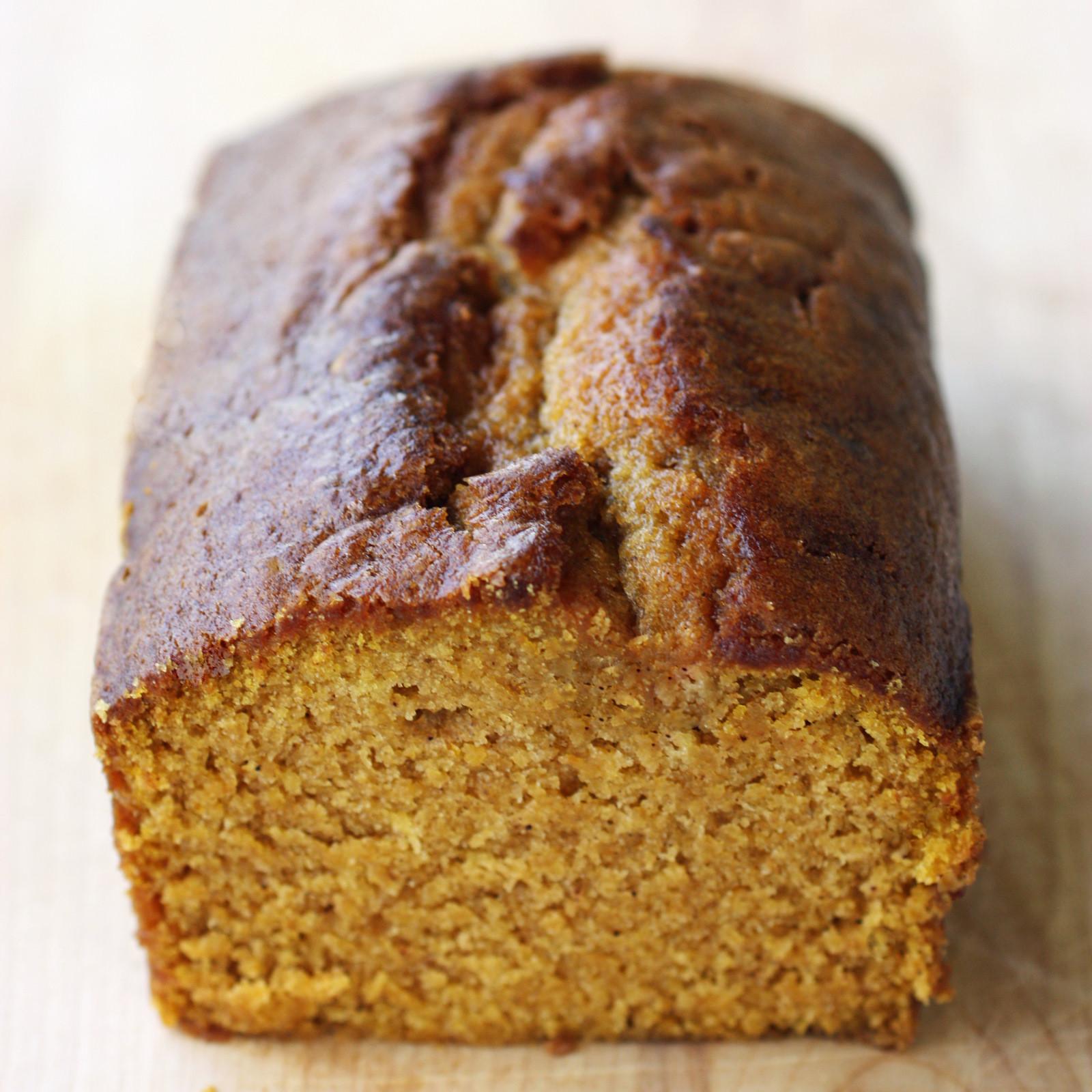 Easy Pumpkin Bread Recipe With Canned Pumpkin  Pumpkin Bread Recipe