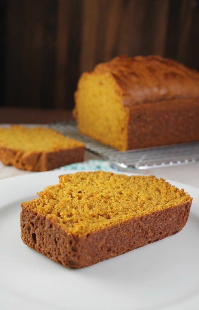 Easy Pumpkin Bread Recipe With Canned Pumpkin  Easy Pumpkin Bread Miss in the Kitchen