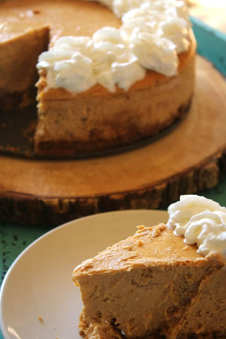 Easy Pumpkin Cheesecake Recipe  Pumpkin Cheesecake A Cheesecake Factory Menu Favorite