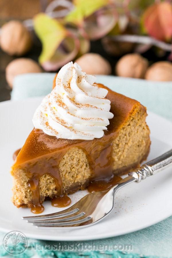 Easy Pumpkin Cheesecake Recipe  Pumpkin Cheesecake Recipe