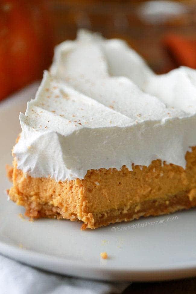 Easy Pumpkin Cheesecake Recipe  No Bake Pumpkin Cheesecake Easy To Make Spend With Pennies