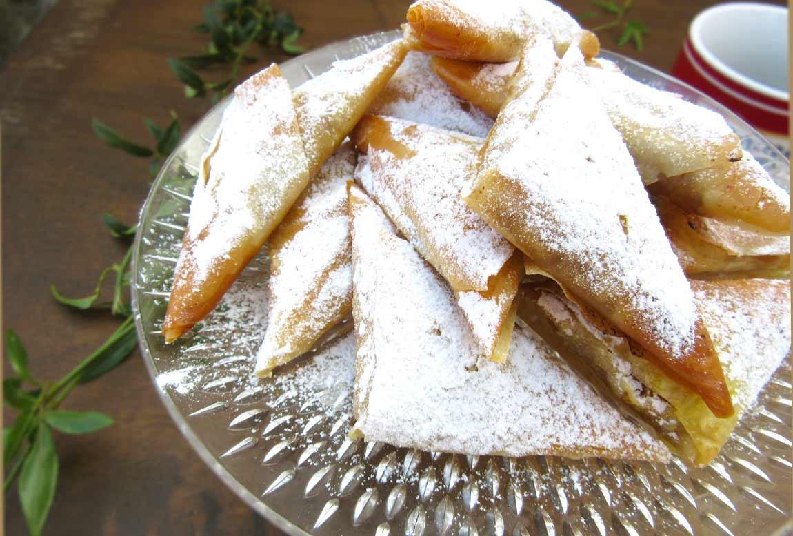 Easy Pumpkin Pie Recipe  Mini Greek Pumpkin Pies With Phyllo Pastry