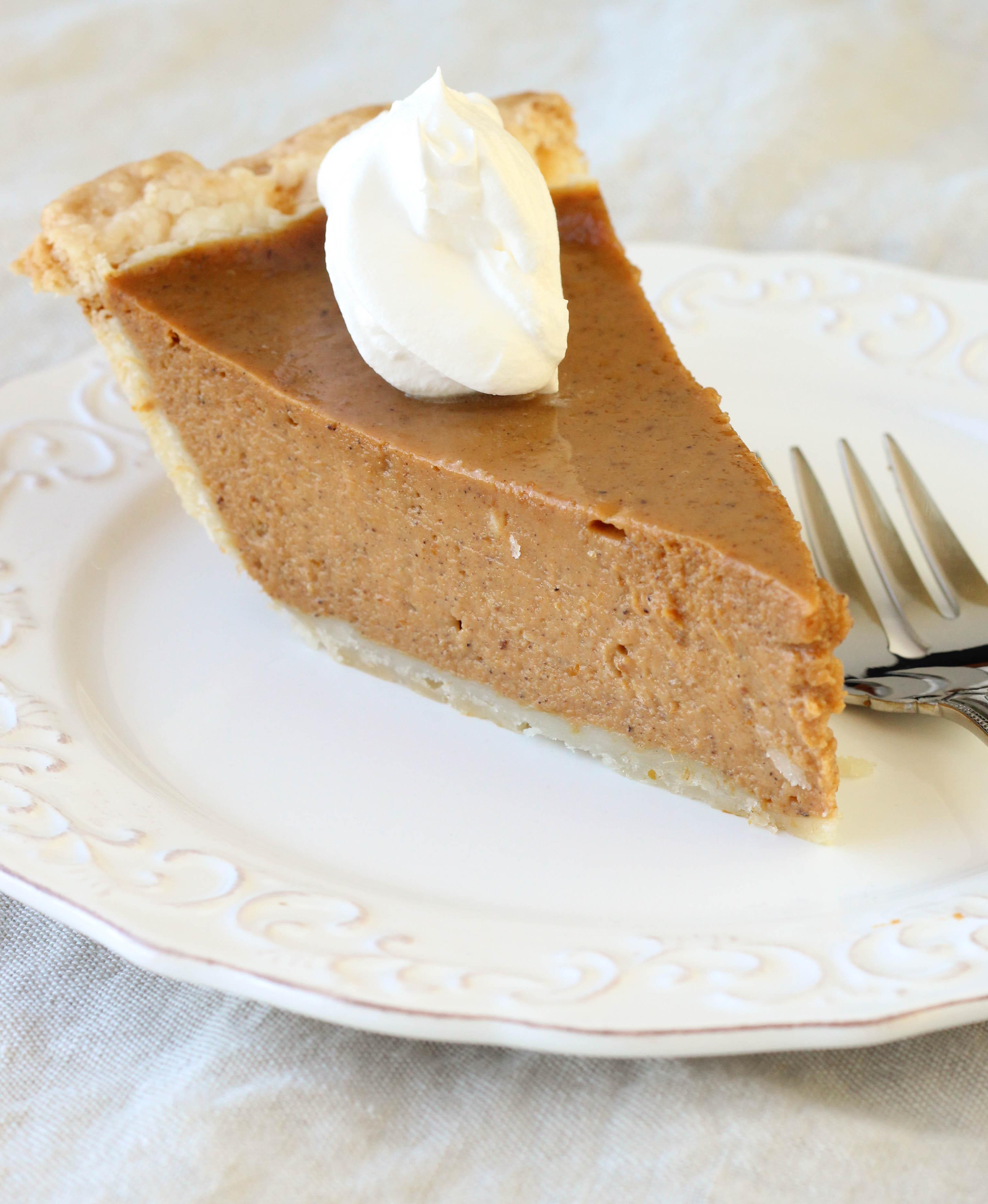 Easy Pumpkin Pie Recipe  Easy Foolproof Pumpkin Pie American Heritage Cooking