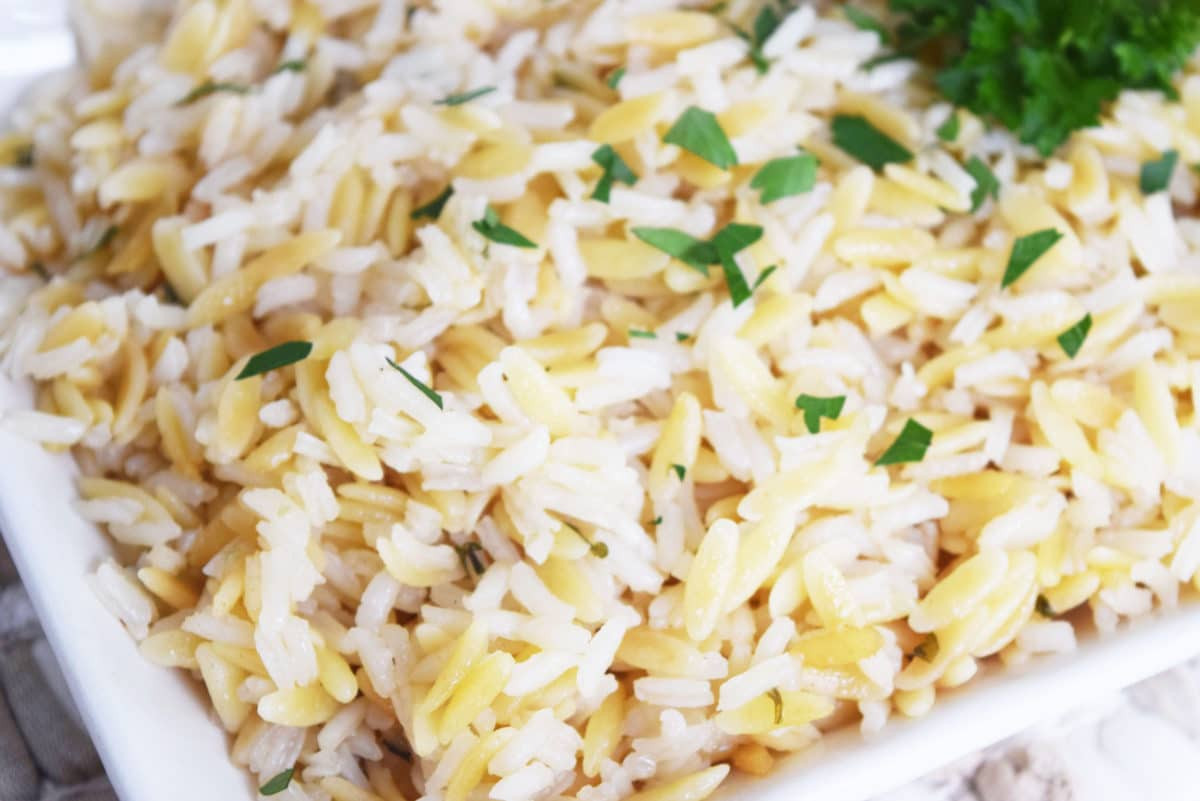 Easy Rice Pilaf  Easy Rice Pilaf Soulfully Made
