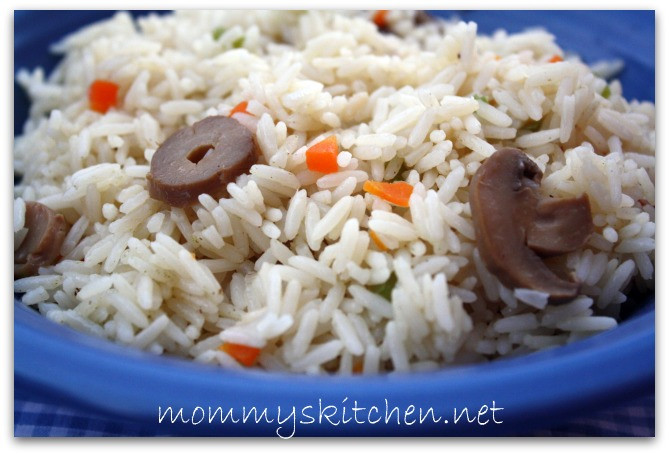 Easy Rice Pilaf  Mommy s Kitchen Recipes From my Texas Kitchen Easy Rice