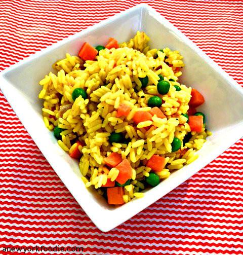 Easy Rice Pilaf  EASY Rice Pilaf