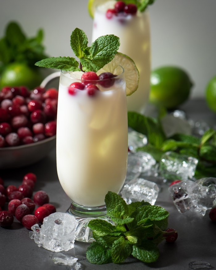 Easy Rum Drinks  Coconut Rum Cocktail for the holidays The Recipe Wench