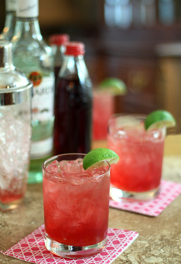 Easy Rum Drinks  Bacardi Cocktail Another Classic