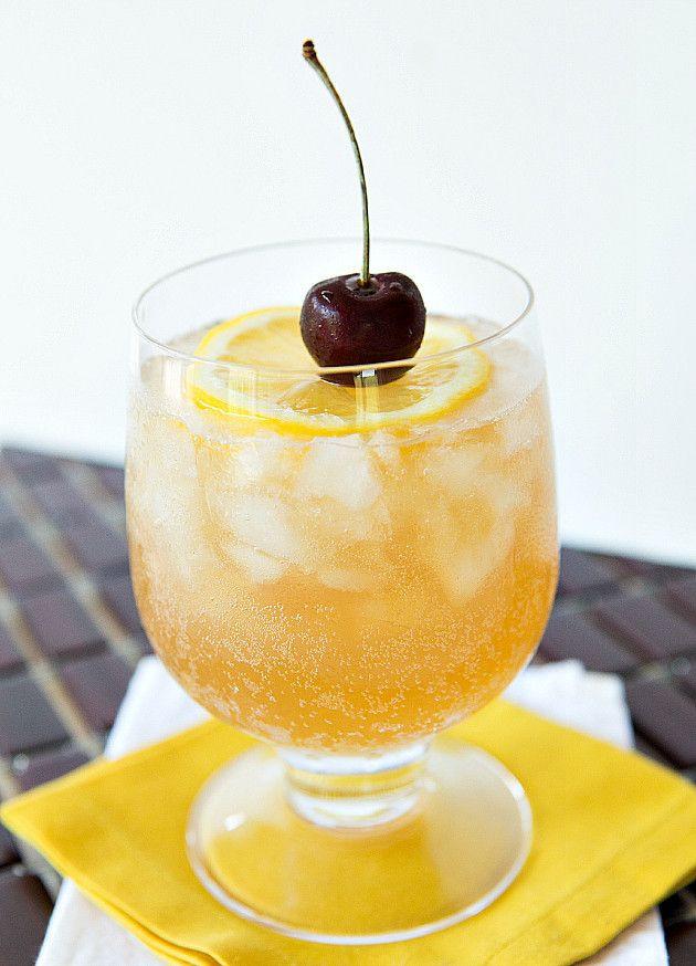 Easy Rum Drinks  Rum Swizzle Easy Cocktail Recipes Pinterest