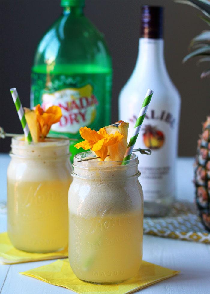 Easy Rum Drinks  Pop Up Paradise Rum Punch Kitchen Treaty