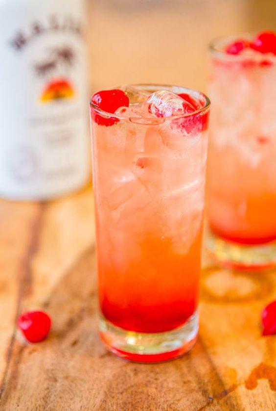 Easy Rum Drinks  Coconut rum Orange slices and Drinks on Pinterest