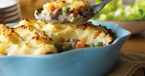 Easy Shepherd'S Pie With Instant Mashed Potatoes  Shepherd's Pie Italiano Recipe