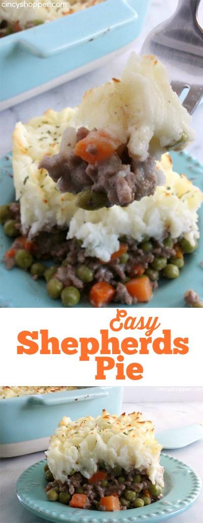 Easy Shepherd'S Pie With Instant Mashed Potatoes  Easy Shepherd s Pie Recipe CincyShopper