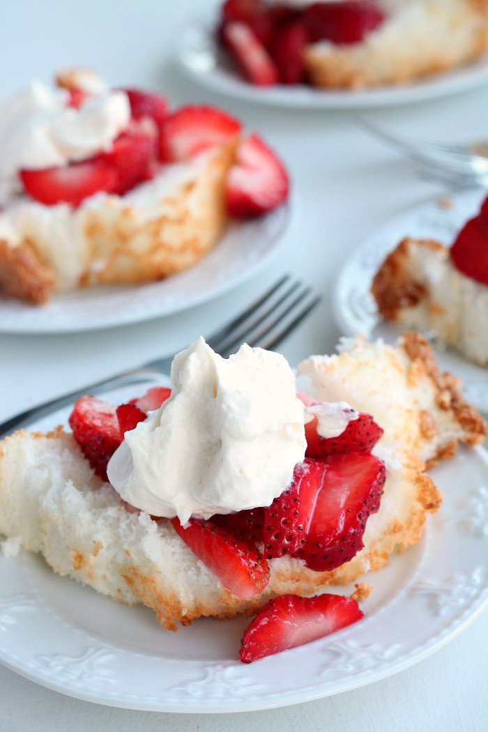 Easy Shortcake Recipe  Easy Strawberry Shortcake Recipe Real Life Dinner