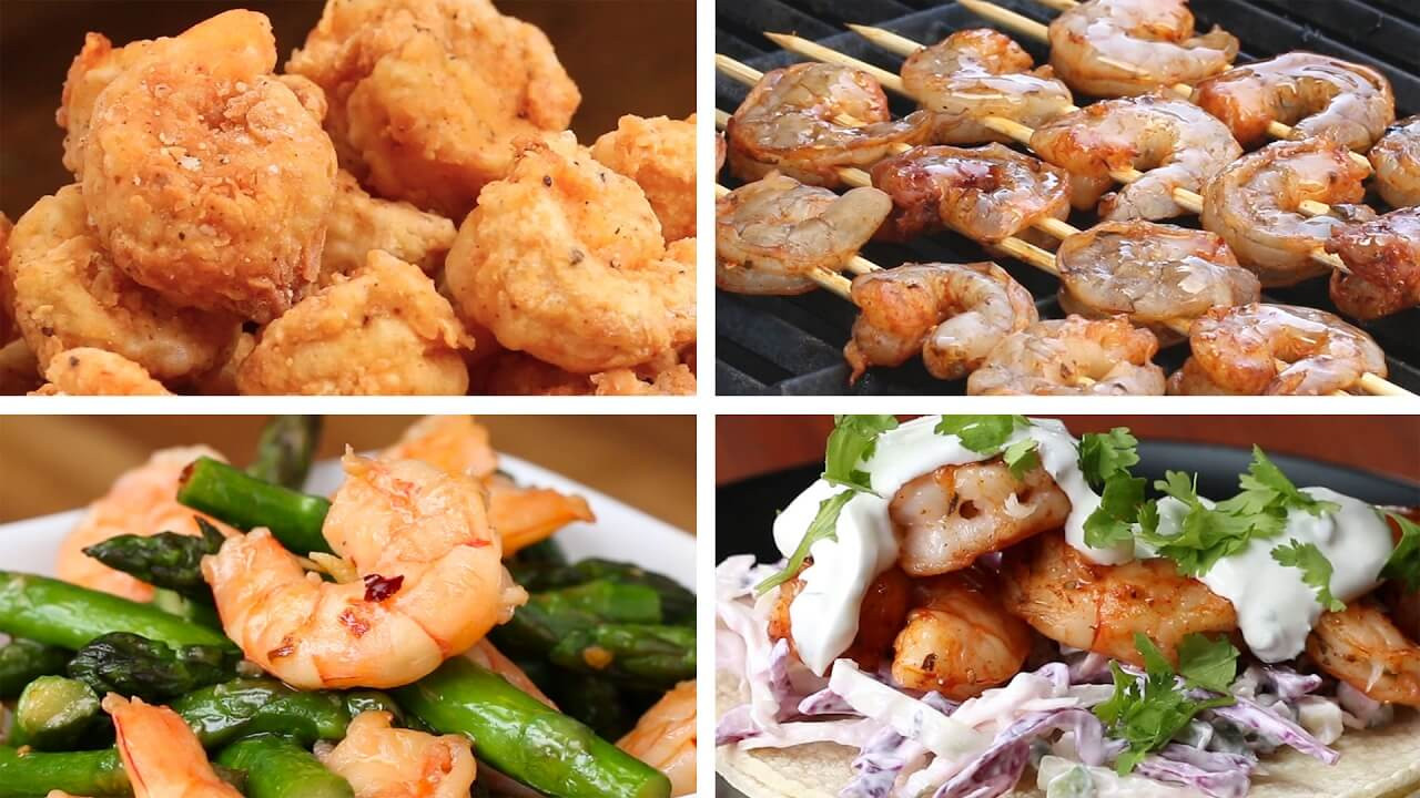 Easy Shrimp Dinners  6 Simple Shrimp Dinners