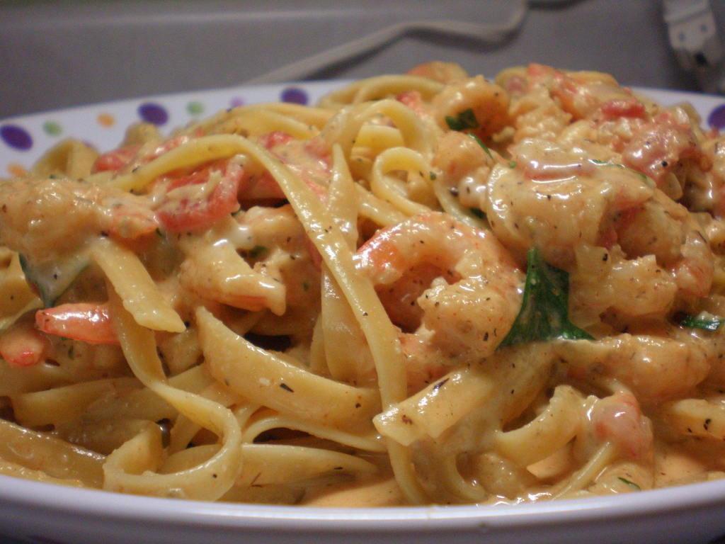 Easy Shrimp Pasta  Quick and Easy Shrimp and Pasta