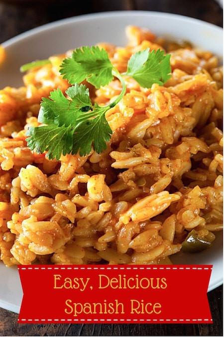 Easy Spanish Rice  Easy Spanish Rice Recipe Fearless Fresh