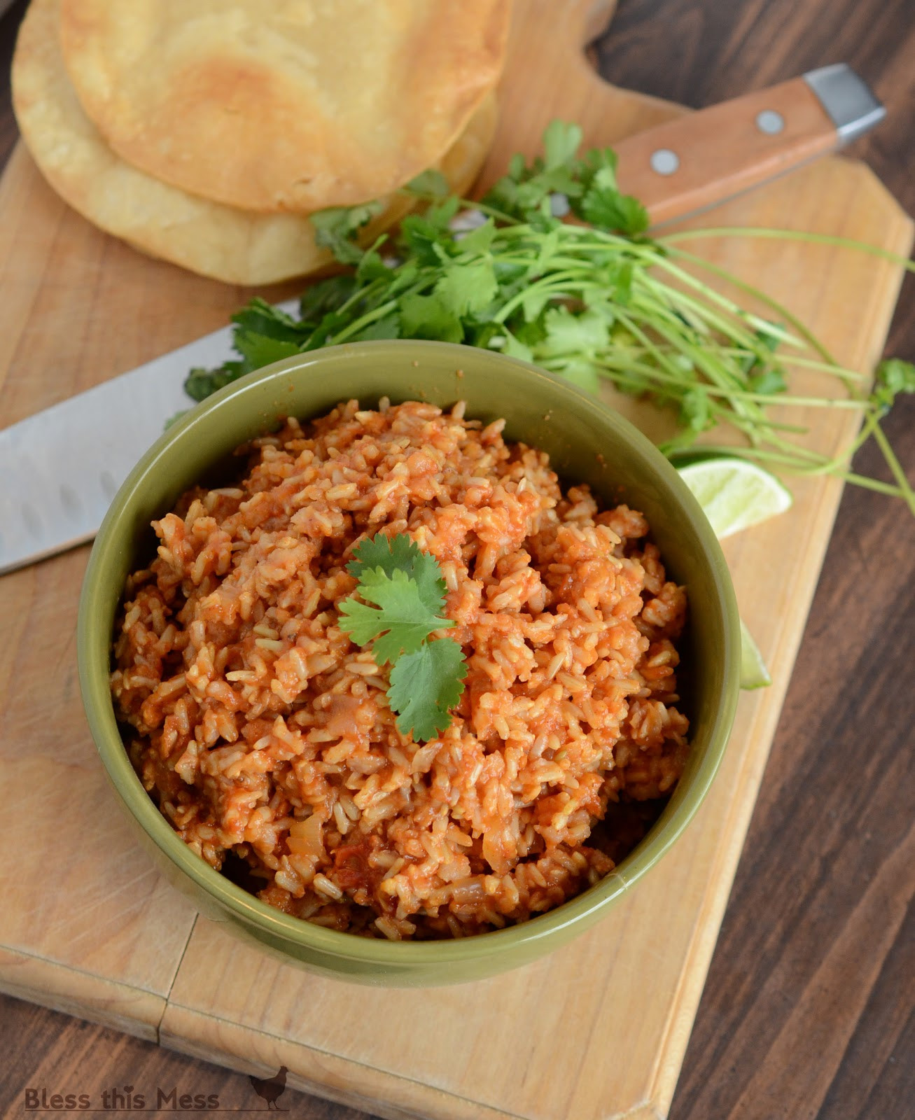 Easy Spanish Rice  Easy Spanish Rice in the Rice Cooker Bless This Mess