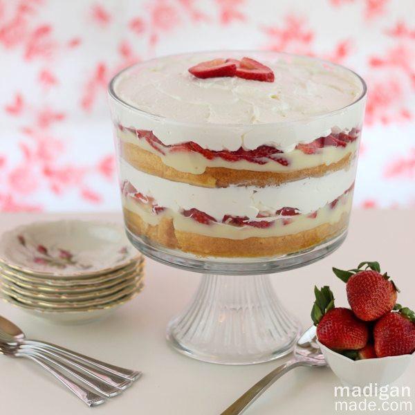 Easy Strawberry Shortcake Recipe  Easy Strawberry Shortcake Recipe Rosyscription