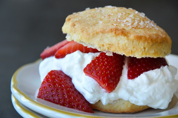Easy Strawberry Shortcake Recipe  Just a Taste