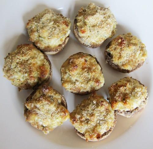 Easy Stuffed Mushroom Recipe  Easy Stuffed Mushrooms Recipe – Melanie Cooks