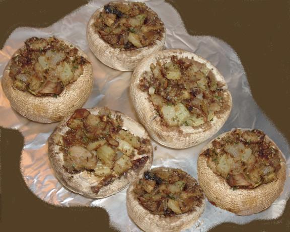 Easy Stuffed Mushroom Recipe  Appetizers Easy Stuffed Mushrooms Recipe Food