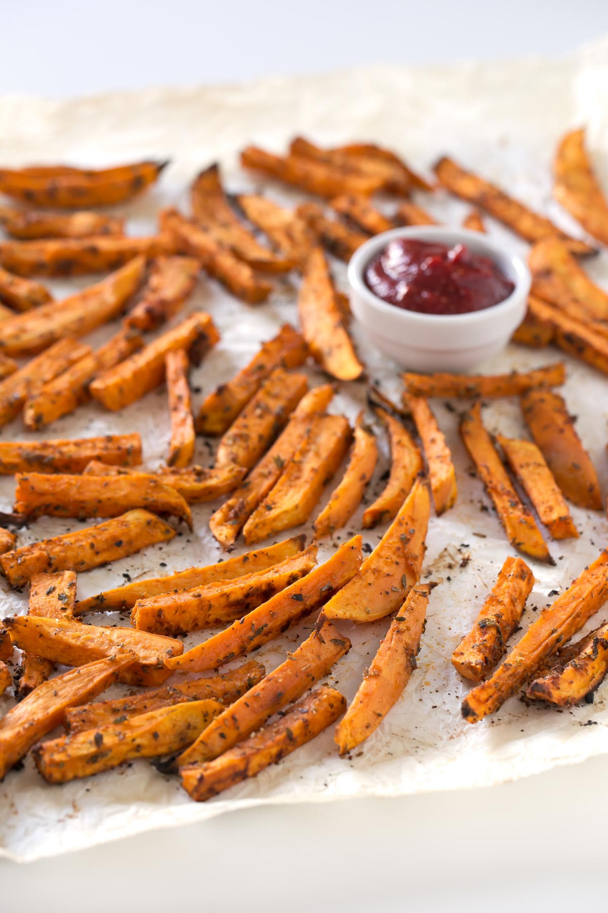 Easy Sweet Potato Fries  Baked Sweet Potato Fries Simple Vegan Blog