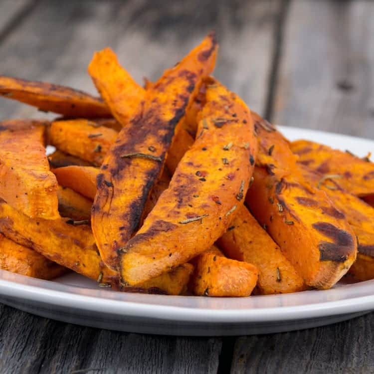 Easy Sweet Potato Fries  Baked Easy Sweet Potato Fries Recipe Homemade Fries