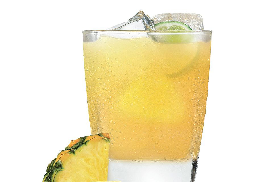 Easy Tequila Drinks  Patron Pineapple Super Easy Tequila Cocktail Recipe