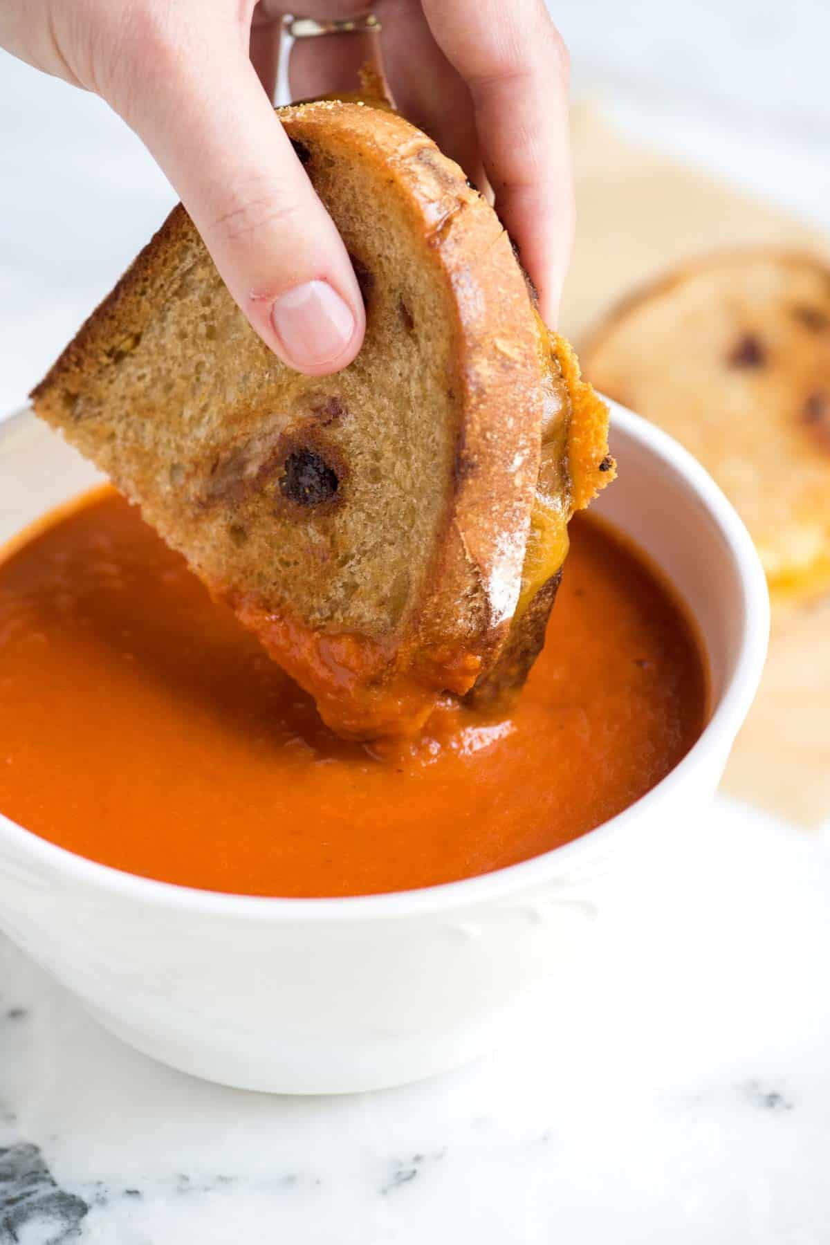 Easy Tomato Soup  Easy Three Ingre nt Tomato Soup Recipe